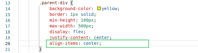 how to horizontally center a button in css