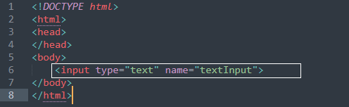how to get value of textbox in javascript from html
